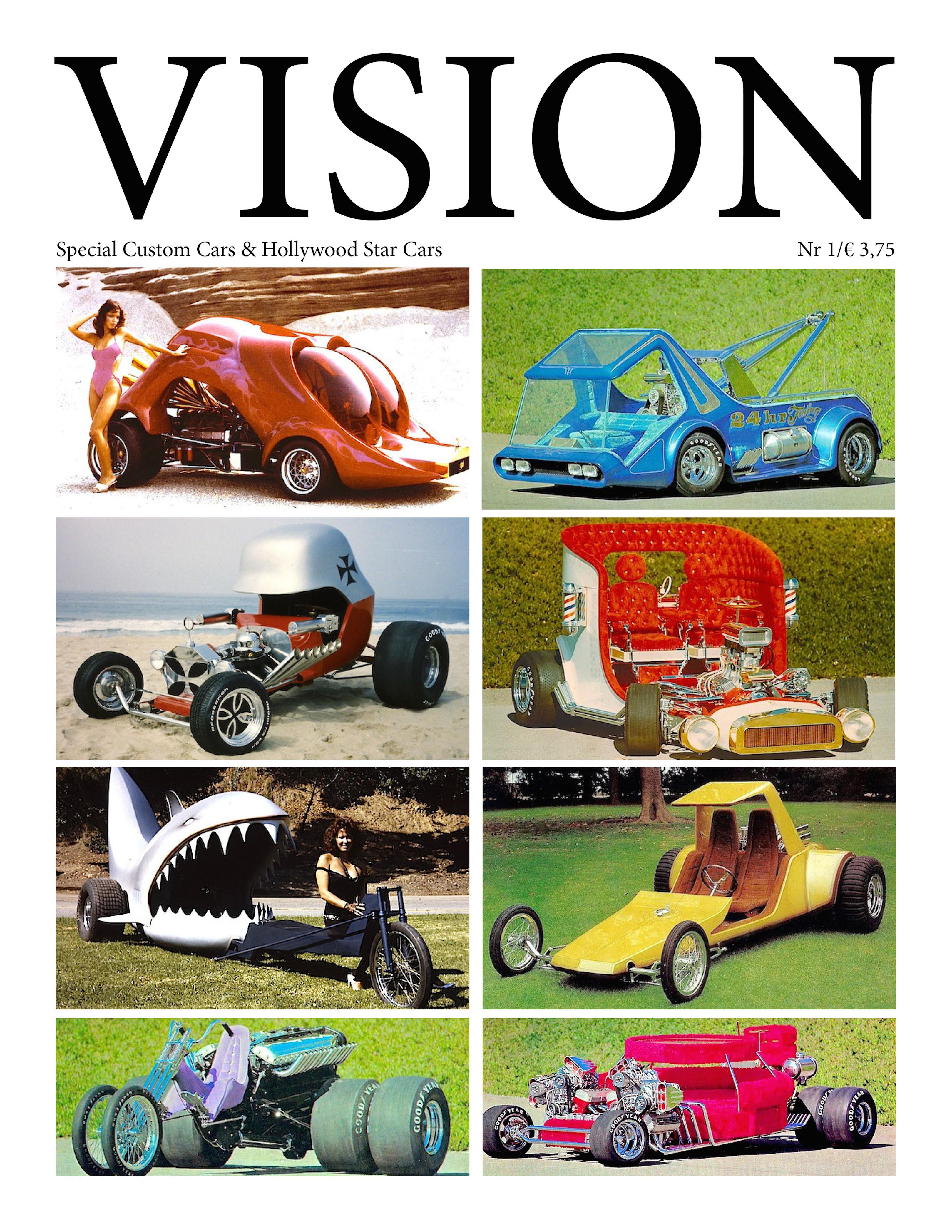 Vision Special Customs origineel